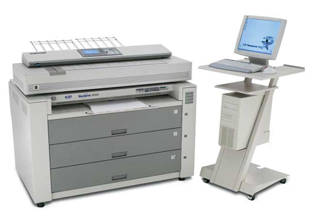 Large Format Copying, Scanning & Plotting