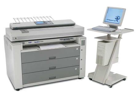 Large Format Copying, Scanning & Plotting